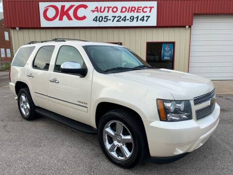 2011 Chevrolet Tahoe for sale at OKC Auto Direct in Oklahoma City OK