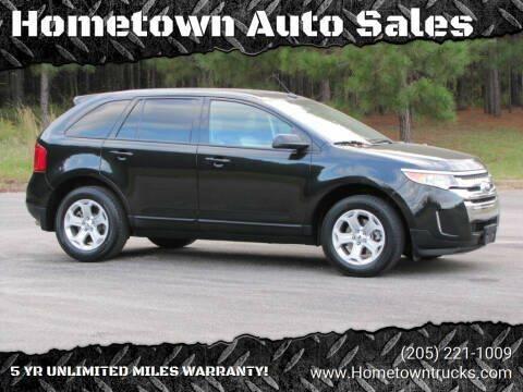 2014 Ford Edge for sale at Hometown Auto Sales - SUVS in Jasper AL