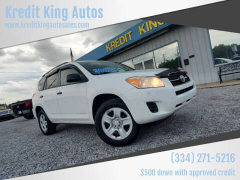 2012 Toyota RAV4 for sale at Kredit King Autos in Montgomery AL