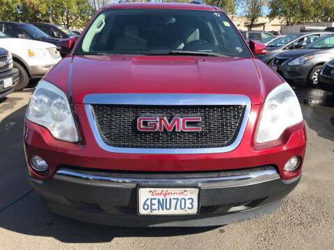 2008 GMC Acadia for sale at EXPRESS CREDIT MOTORS in San Jose CA