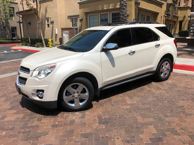 2014 Chevrolet Equinox for sale at R P Auto Sales in Anaheim CA