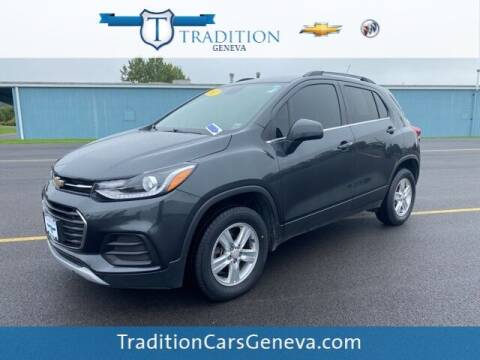 2017 Chevrolet Trax for sale at Tradition Chevrolet Buick in Geneva NY