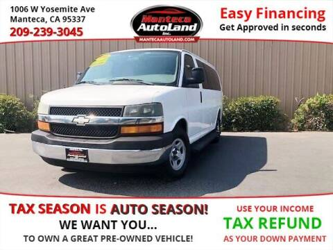 2006 Chevrolet Express Cargo for sale at Manteca Auto Land in Manteca CA