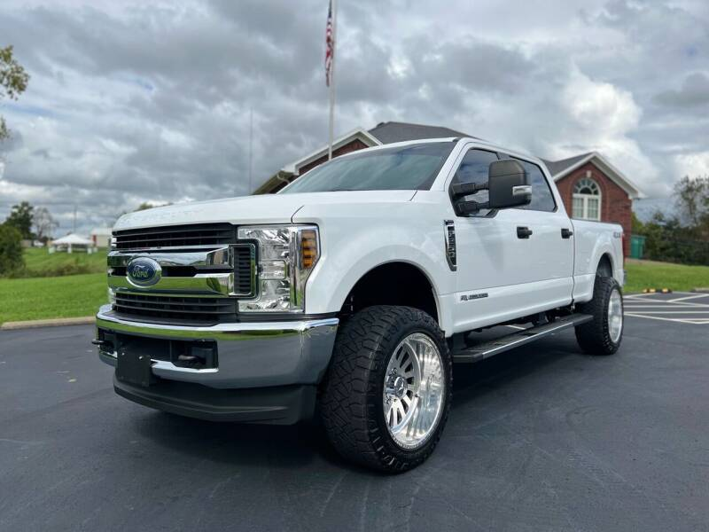 2018 Ford F-250 Super Duty for sale at HillView Motors in Shepherdsville KY