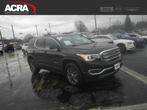 2018 GMC Acadia for sale at BuyRight Auto in Greensburg IN
