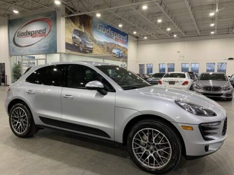 2016 Porsche Macan for sale at Godspeed Motors in Charlotte NC