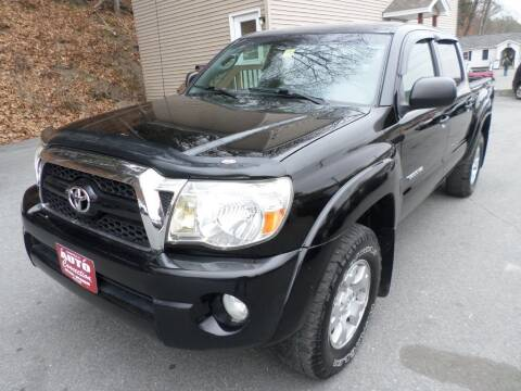 2011 Toyota Tacoma for sale at AUTO CONNECTION LLC in Springfield VT