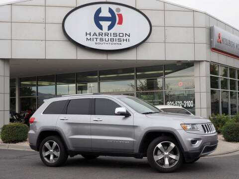 2016 Jeep Grand Cherokee for sale at Harrison Imports in Sandy UT