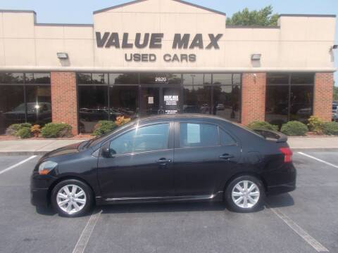 2009 Toyota Yaris for sale at ValueMax Used Cars in Greenville NC