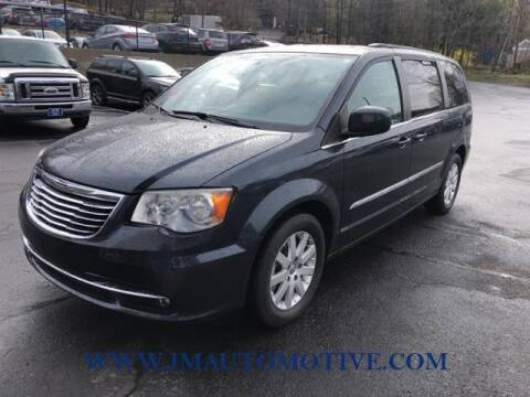 2013 Chrysler Town and Country for sale at J & M Automotive in Naugatuck CT