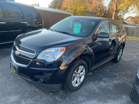 2015 Chevrolet Equinox for sale at PAPERLAND MOTORS in Green Bay WI