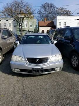 2000 Acura RL for sale at Perez Auto Group LLC -Little Motors in Albany NY