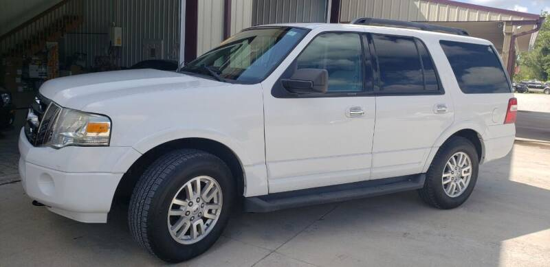 2011 Ford Expedition for sale at COOPER AUTO SALES in Oneida TN