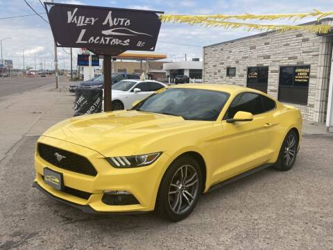 2017 Ford Mustang for sale at Valley Auto Locators in Gering NE