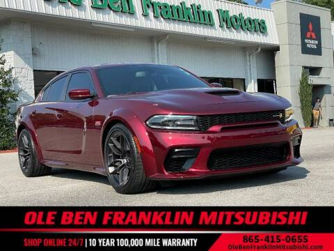 2020 Dodge Charger for sale at Ole Ben Franklin Mitsbishi in Oak Ridge TN