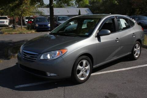 2010 Hyundai Elantra for sale at Auto Bahn Motors in Winchester VA