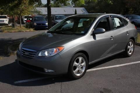 2010 Hyundai Elantra for sale at Auto Bahn Motors in Winchester VA