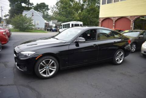 2014 BMW 3 Series for sale at Absolute Auto Sales, Inc in Brockton MA