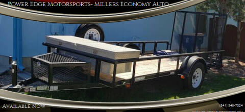 2019 COTC trailer for sale at Power Edge Motorsports- Millers Economy Auto in Redmond OR