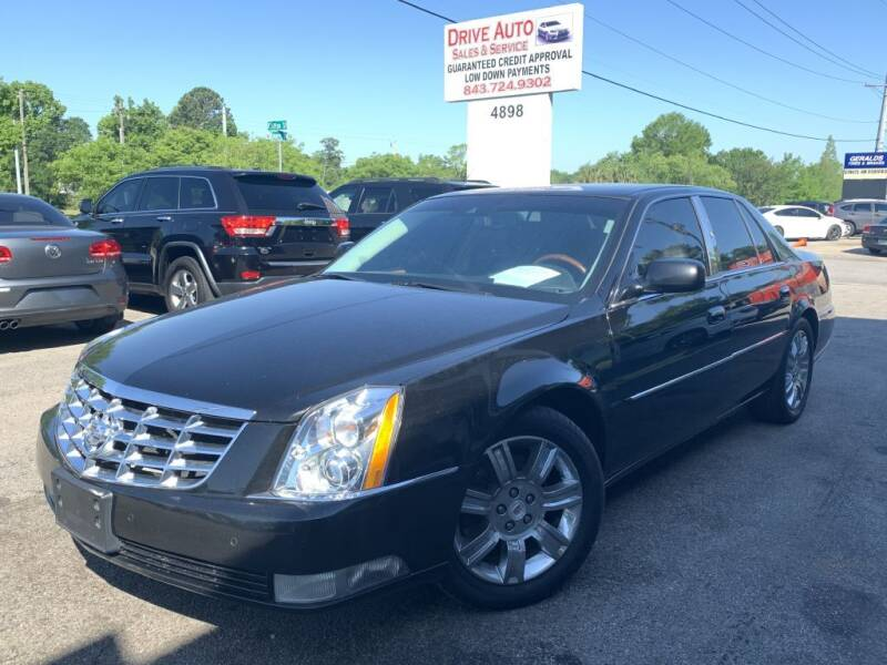2011 Cadillac DTS for sale at Drive Auto Sales & Service, LLC. in North Charleston SC