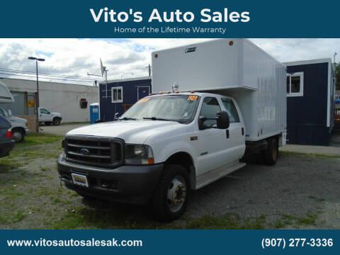 2004 Ford F-550 Super Duty for sale at Vito's Auto Sales in Anchorage AK