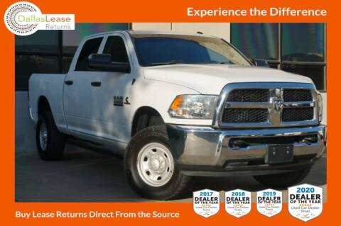 2018 RAM Ram Pickup 2500 for sale at Dallas Auto Finance in Dallas TX