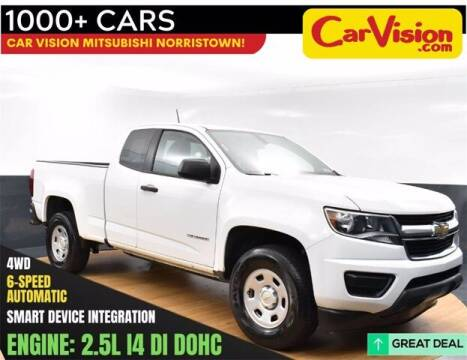 2018 Chevrolet Colorado for sale at Car Vision Buying Center in Norristown PA
