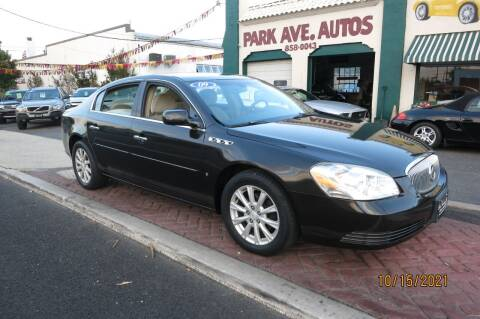 2009 Buick Lucerne for sale at PARK AVENUE AUTOS in Collingswood NJ