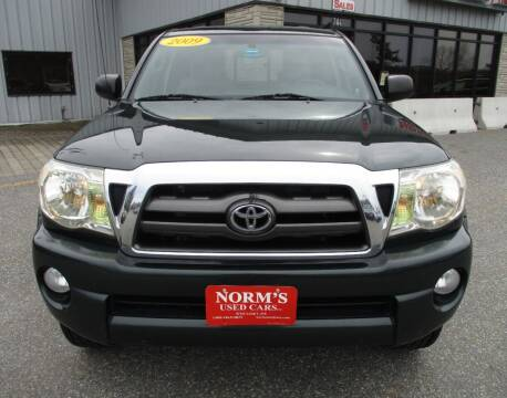 2009 Toyota Tacoma for sale at NORM'S USED CARS INC - Trucks By Norm's in Wiscasset ME