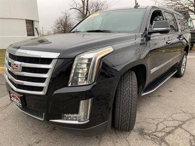 2018 Cadillac Escalade ESV for sale at Millennium Auto Group in Lodi NJ