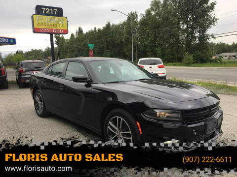 2019 Dodge Charger for sale at FLORIS AUTO SALES in Anchorage AK