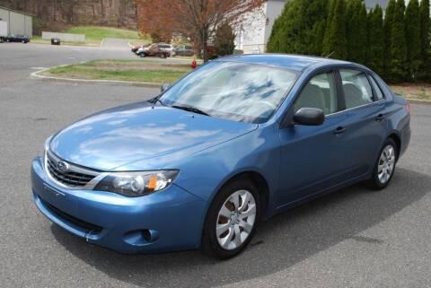 2008 Subaru Impreza for sale at New Milford Motors in New Milford CT