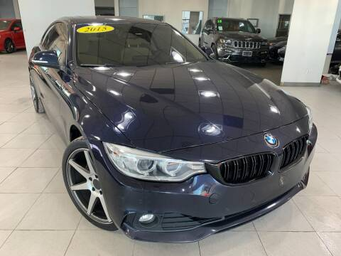 2015 BMW 4 Series for sale at Auto Mall of Springfield in Springfield IL