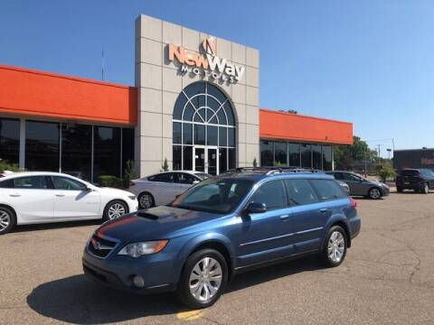 2008 Subaru Outback for sale at New Way Motors in Ferndale MI