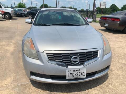 2009 Nissan Altima for sale at 1st Stop Auto in Houston TX
