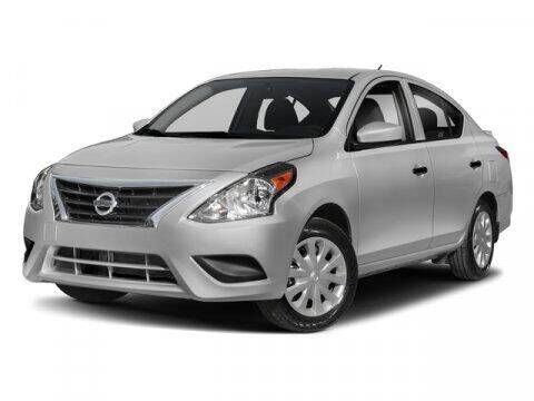 2018 Nissan Versa for sale at Scott Evans Nissan in Carrollton GA