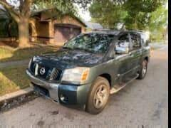 2005 Nissan Armada for sale at Low Price Auto Sales LLC in Palm Harbor FL