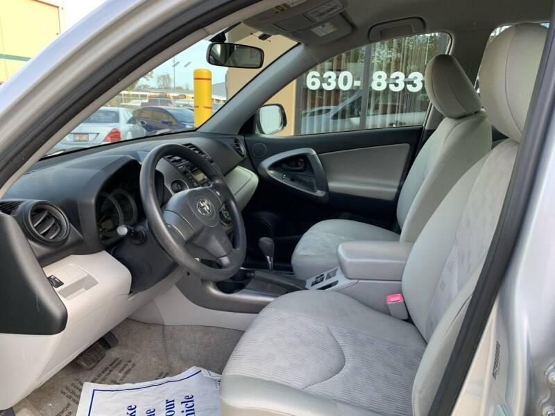2009 Toyota RAV4 4X4 4dr SUV - Villa Park IL