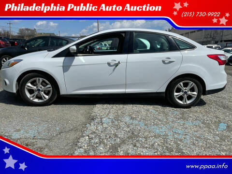 2014 Ford Focus for sale at Philadelphia Public Auto Auction in Philadelphia PA