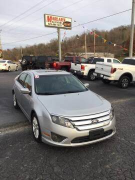 2011 Ford Fusion for sale at MARLAR AUTO MART SOUTH in Oneida TN