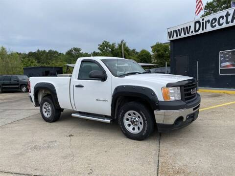 2013 GMC Sierra 1500 for sale at Direct Auto in D'Iberville MS