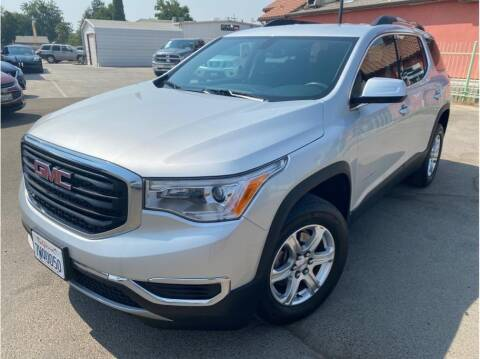 2017 GMC Acadia for sale at MADERA CAR CONNECTION in Madera CA