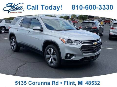 2020 Chevrolet Traverse for sale at Jamie Sells Cars 810 - Linden Location in Flint MI