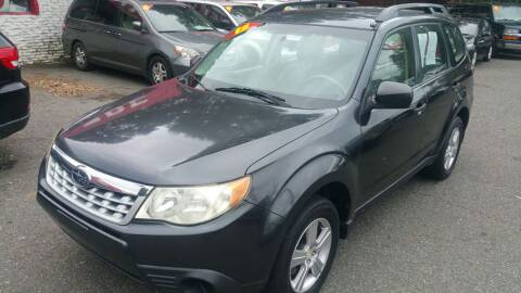 2012 Subaru Forester for sale at Ace Auto Brokers in Charlotte NC