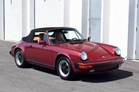 1989 Porsche 911 for sale at Classic Car Deals in Cadillac MI