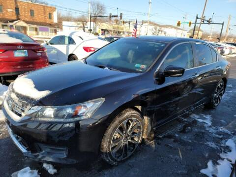 2013 Honda Accord for sale at Shaddai Auto Sales in Whitehall OH
