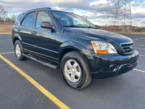2008 Kia Sorento for sale at Quality Motors Inc in Indianapolis IN