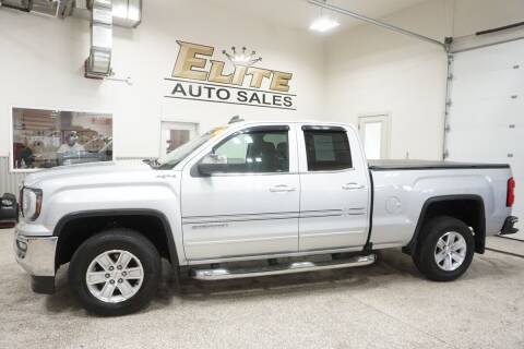 2016 GMC Sierra 1500 for sale at Elite Auto Sales in Ammon ID
