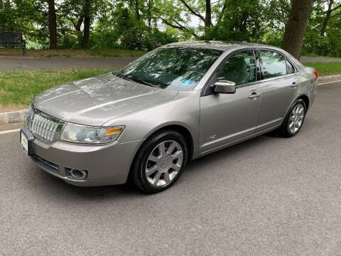 2009 Lincoln MKZ for sale at Crazy Cars Auto Sale in Jersey City NJ