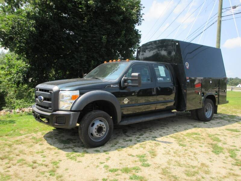 2014 Ford F-450 for sale at ABC AUTO LLC in Willimantic CT